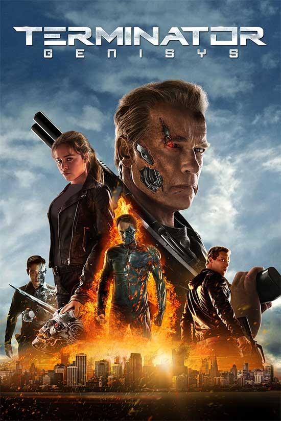 دانلود فیلم سرآغاز نابودگر Terminator genisys 2015
