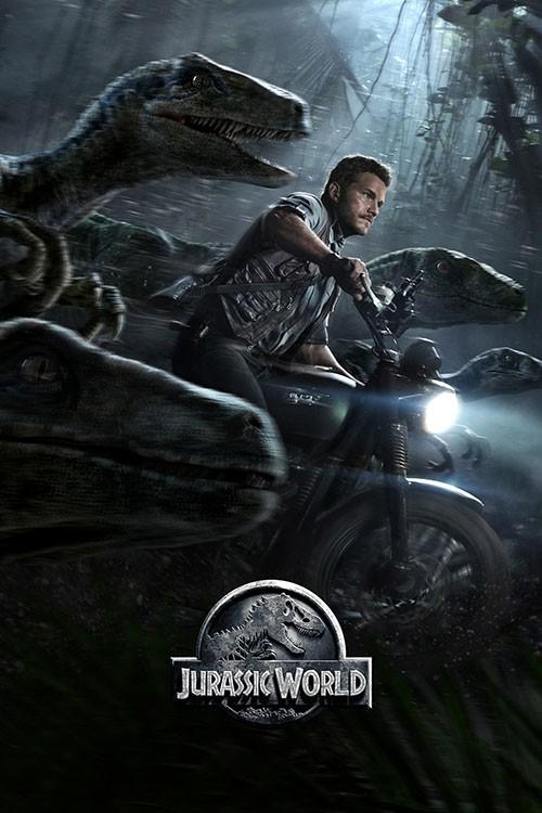 دانلود دوبله فارسی فیلم دنیای ژوراسیک Jurassic World 2015