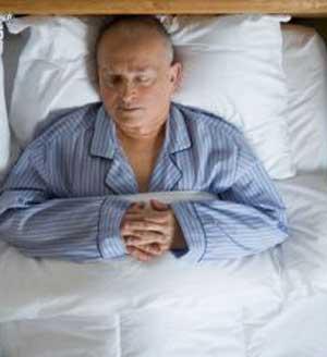 مشکل های خواب در دوره سالمندی