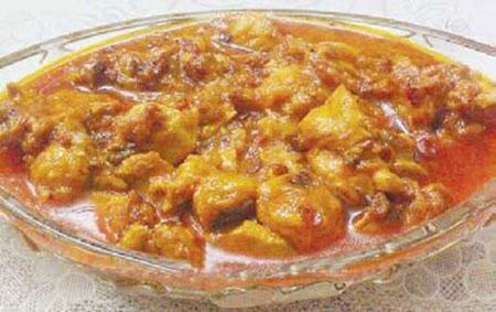 طرز تهیه خورش سیب آلو