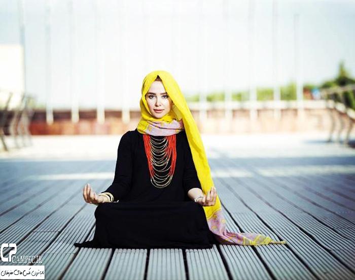 عکس های جدید اناز حبیبی