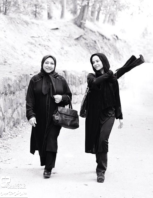 الناز حبیبی عکسهای جدیدش