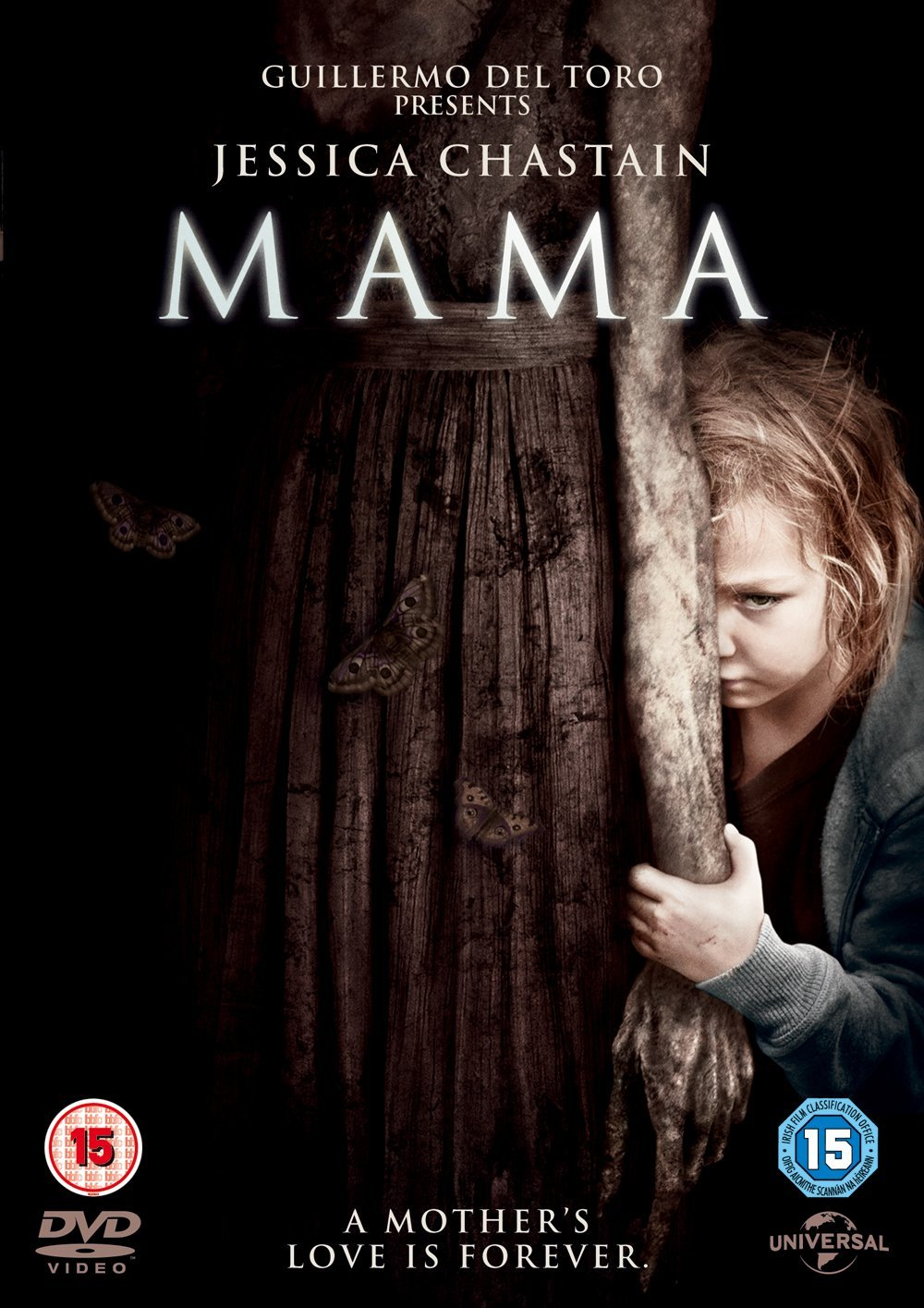 دانلود فیلم ترسناک ماما Mama 2013