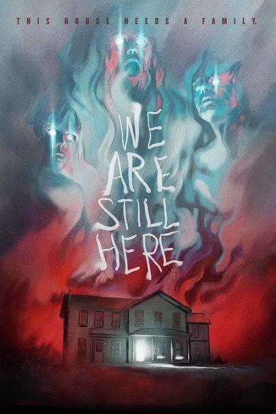 دانلود فیلم ما هنوز اینجاییم – We Are Still Here 2015