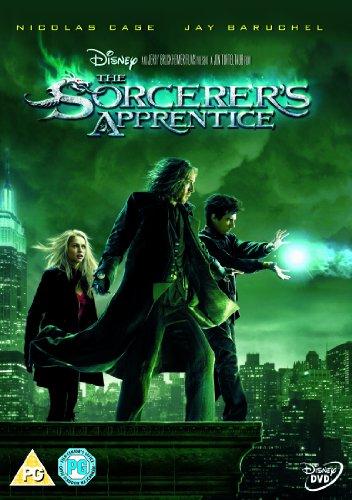 دانلود فیلم افسانه جادوگر The Sorcerers Apprentice با دوبله فارسی
