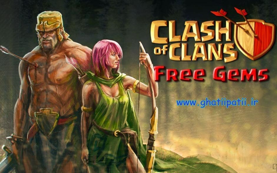 مپ های تانهال ۵ در بازی clash of clans