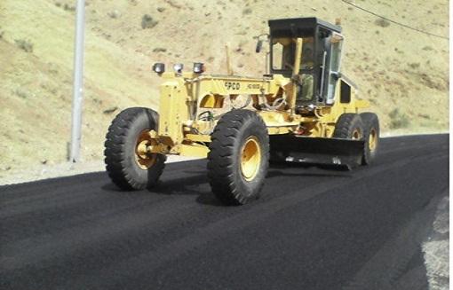 حذف چهار نقطه پرحادثه در جاده های شهرستان مهاباد