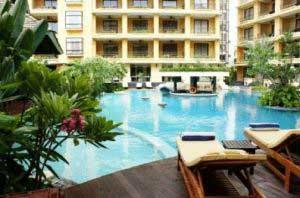 معرفی هتل منترا پورا ریزورت پاتایا در تایلند