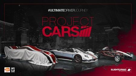دانلود نسخه فشرده بازی Project CARS برای PC