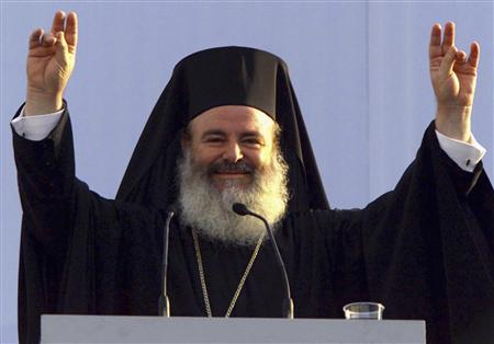 Greek Orthodox Archbishop: We are united with Muslim brothers in face of Israeli attacks