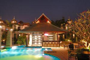 معرفی هتل دی زین پرمیام ویلا در تایلند