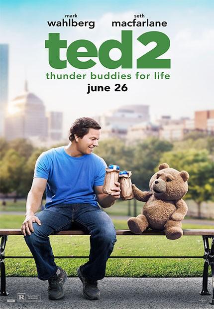 دانلود فیلم تد 2 Ted 2 2015