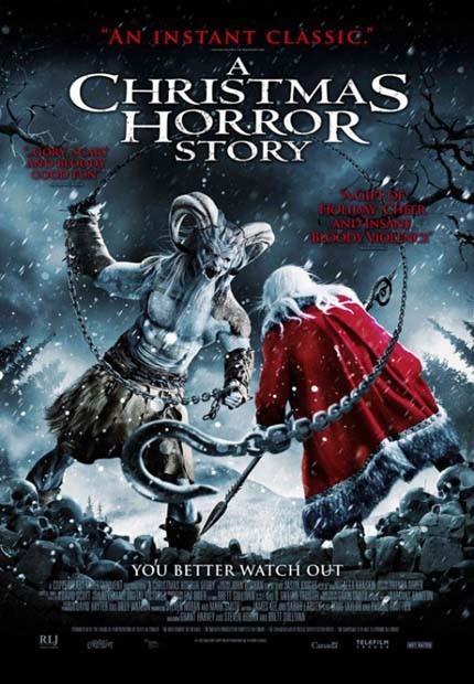 دانلود فیلم داستان ترسناک کریسمس A Christmas Horror Story 2015