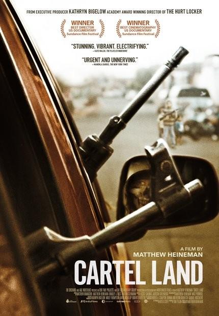دانلود فیلم سرزمین کارتل ها Cartel Land 2015