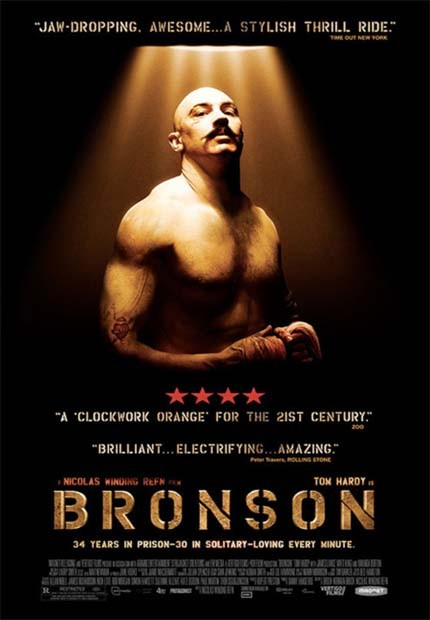 دانلود فیلم برونسون Bronson 2008