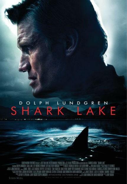 دانلود فیلم دریاچه کوسه Shark Lake 2015