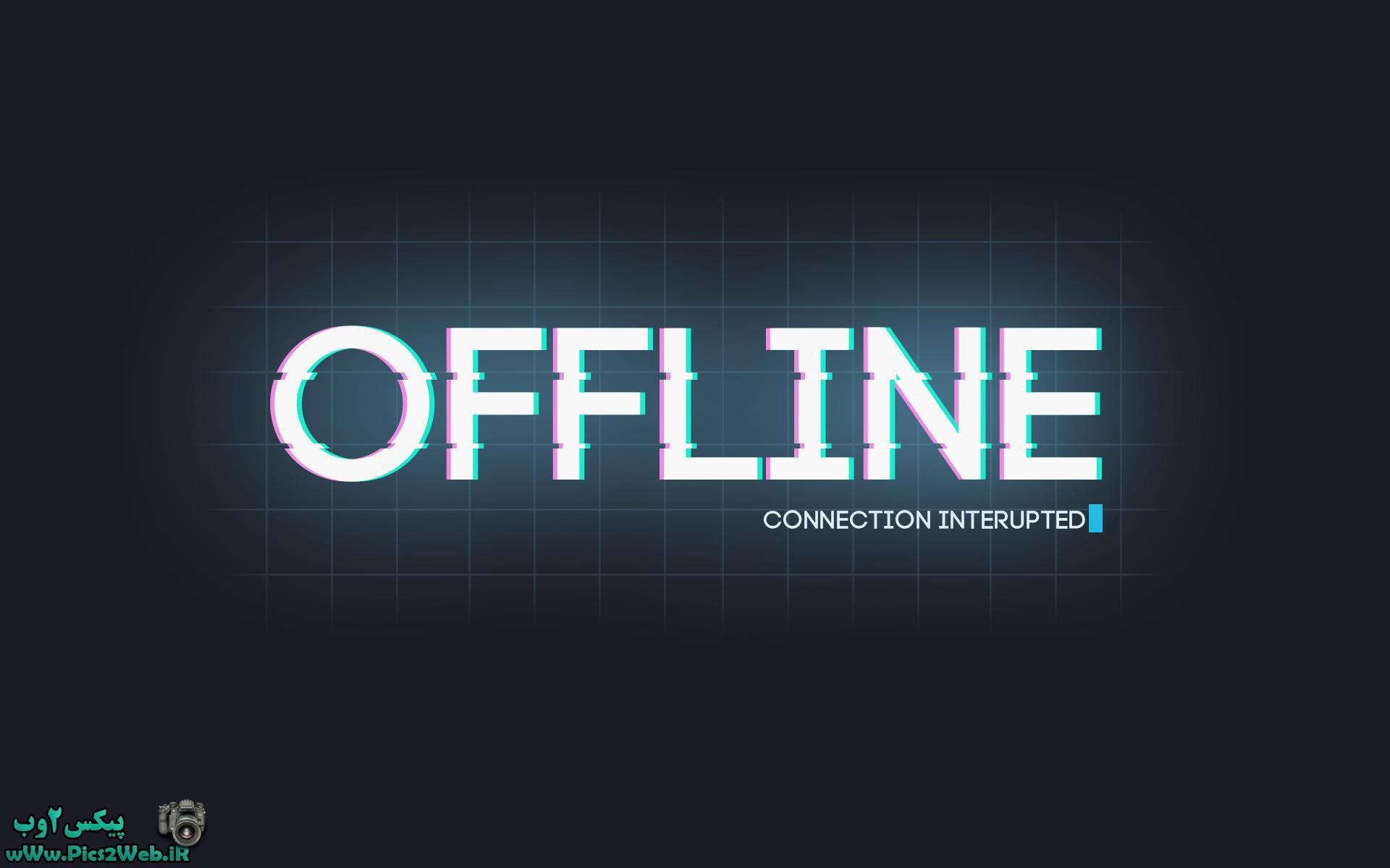 عکس offline