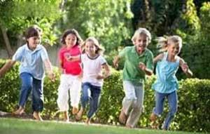 بالا بردن قدرت یادگیری کودکان با ورزش های هوازی