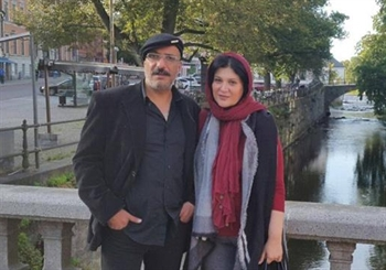 عکس های امیر جعفری و همسرش ریما رامین فر در سوئد