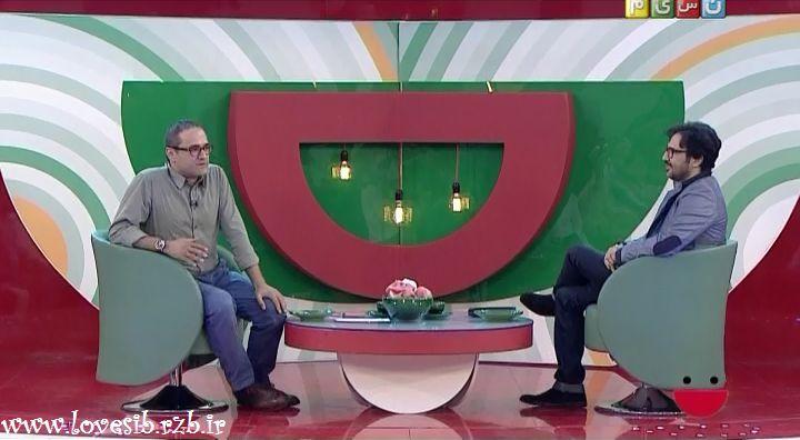 برنامه امشب خندوانه با حضور محمدرضا فروتن و جناب خان