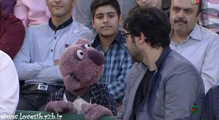 کلیپ جذاب و خنده دار گفتگوی جناب خان با محمد رضا فروتن