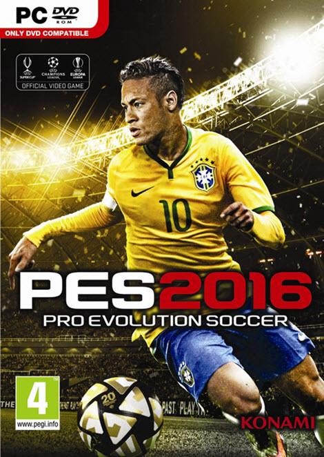 دانلود بازی Pro Evolution Soccer 2016 برای کامپیوتر