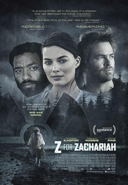 دانلود فیلم Z for Zachariah 2015