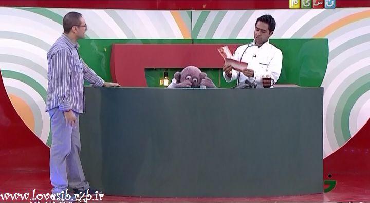 کلیپ خنده دار ماجرای باردار شدن جناب خان