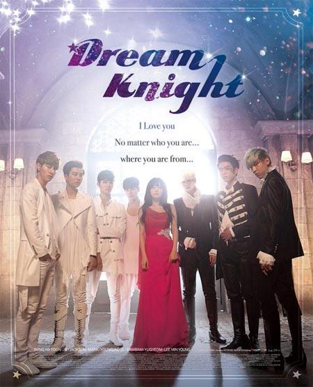 دانلود سریال کره ای شوالیه رویایی Dream Knight