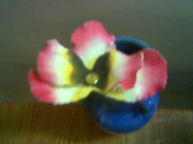 آموزش گل بلندر بنفشه شماره 2
