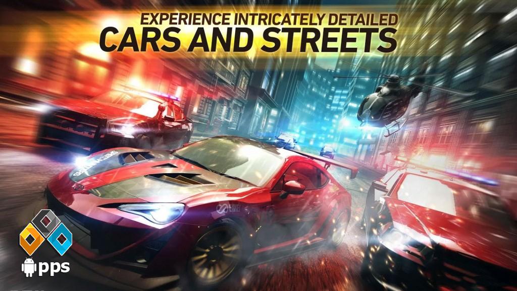 Need for Speed No Limits 1.0.48 _ دانلود بازی نید فور اسپید جدید اندروید
