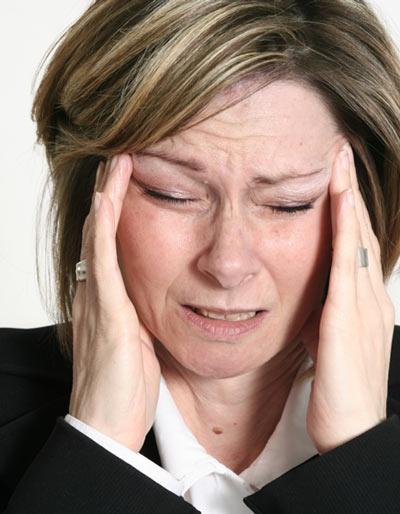 سردردهای میگرنی در زمان قاعدگی