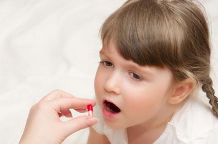 چگونگی دارو دادن به کودک