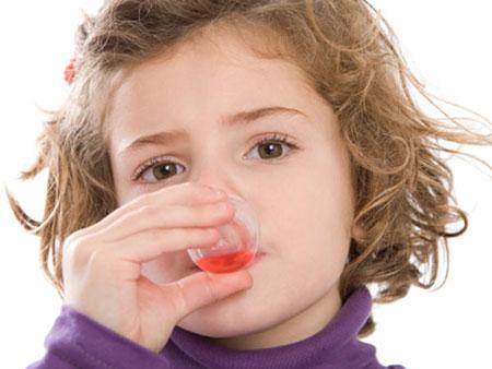 دارو دادن به کودک زیر یکسال