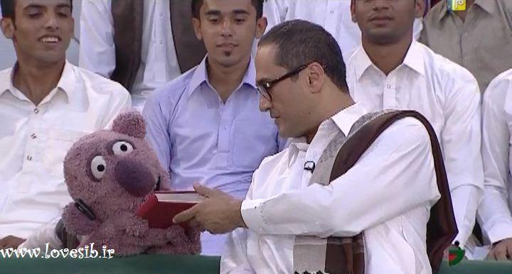 کلیپ رشوه دادن جناب خان به رامبد در خندوانه