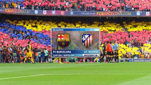 دانلود کلیپ مسابقه بارسلونا و اتلتیکو مادرید با کیفیت بینظیر 4K ULTRA HD
