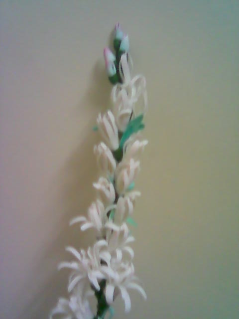آموزش گلسازی بلندر گل مریم