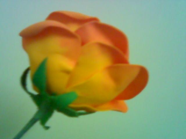 آموزش ساخت گل رز فانتزی