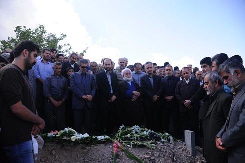 پیکر دو جان باخته دیگر فاجعه منا در مهاباد تشییع شد
