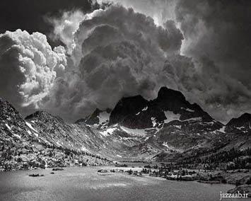 عکسهای سیاه و سفید از طبیعت شگفت انگیز