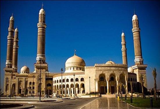 زیباترین مساجد جهان