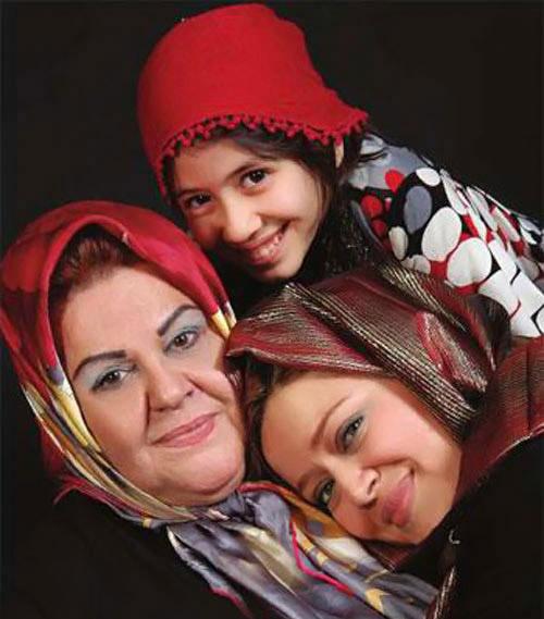 جدیدترین عکسها از بازیگران ایرانی کنار همسرشان وخواندشان