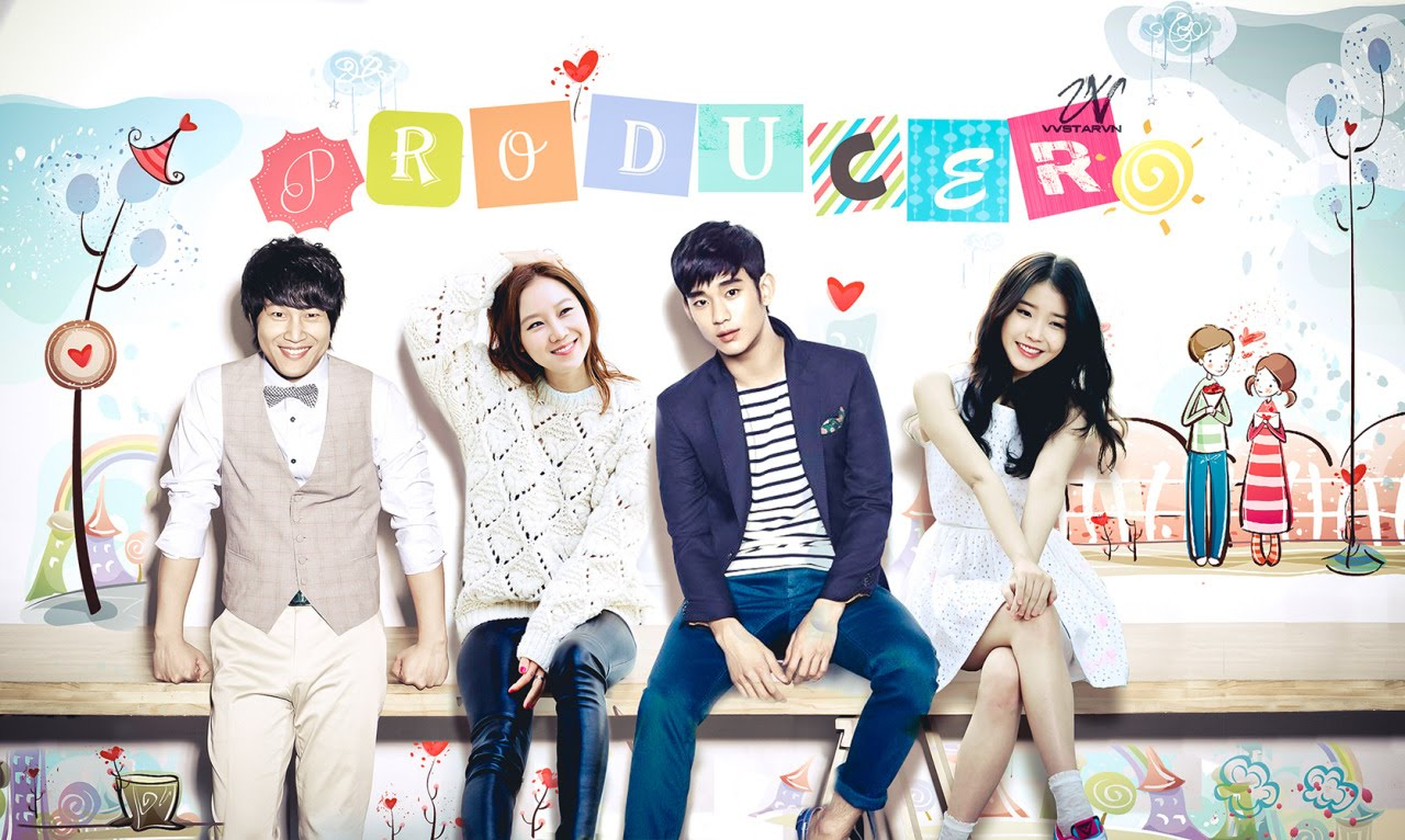 دانلود سریال کره ای تولید کننده Producer 2015