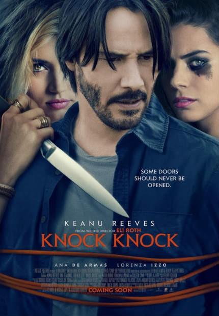 دانلود فیلم تق تق Knock Knock 2015