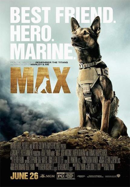 دانلود فیلم مکس Max 2015