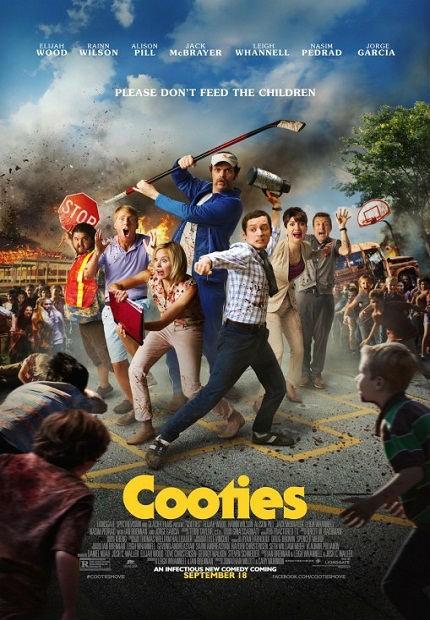 دانلود فیلم شپش ها Cooties 2015