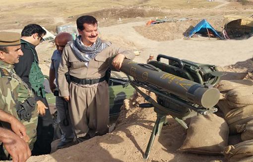 دفع حمله داعش به کرکوک/ کشته شدن 40 تروریست
