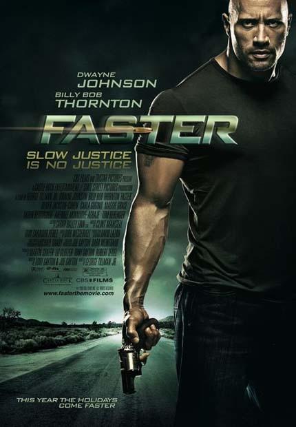 دانلود دوبله فارسی فیلم سریعتر Faster 2010