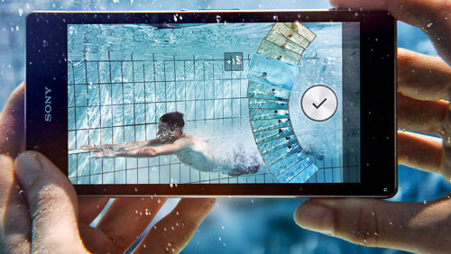 گوشی های ضدآبی که نباید زیر آب بروند!