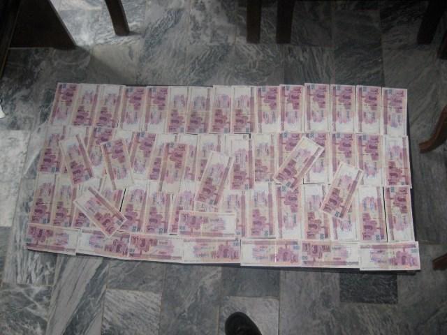 کشف 800 میلیون ریال چک پول جعلی در پیرانشهر